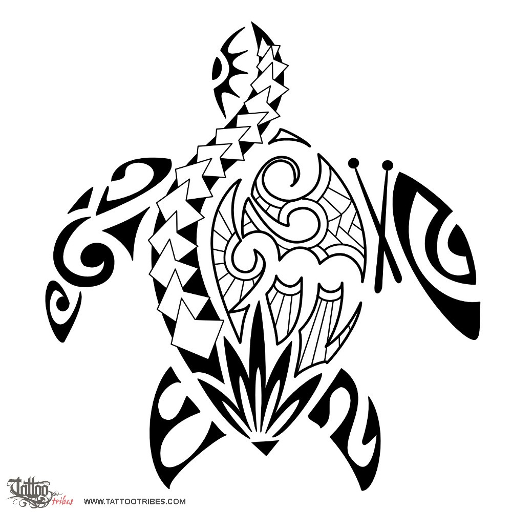 68 polynesian turtle tattoos collection. Black Bedroom Furniture Sets. Home Design Ideas
