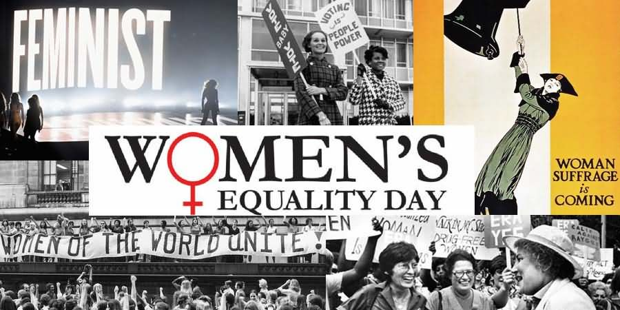 equality of women in the united Watch video  women's equality day: how equal are women in 2016 women are taking home gold, making change and one is even running for president.