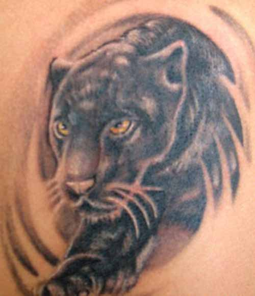 Leopard Tattoos Designs Ideas And Meaning: 80+ Panther Tattoos Meanings And Ideas