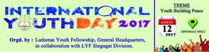 LYF GHQ International Youth Day 2017