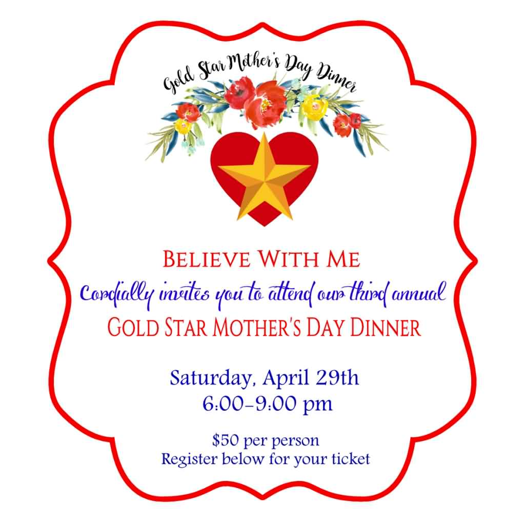 you are cordially invited for dinner