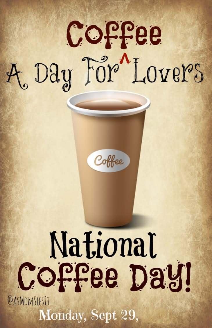 national coffee day - photo #31
