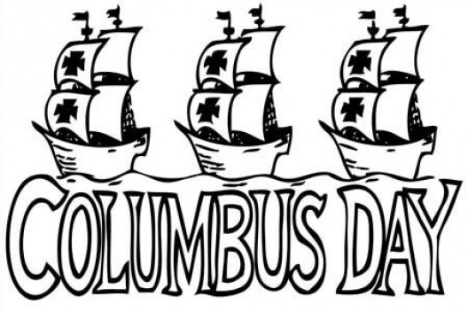 columbus day coloring page rh askideas com