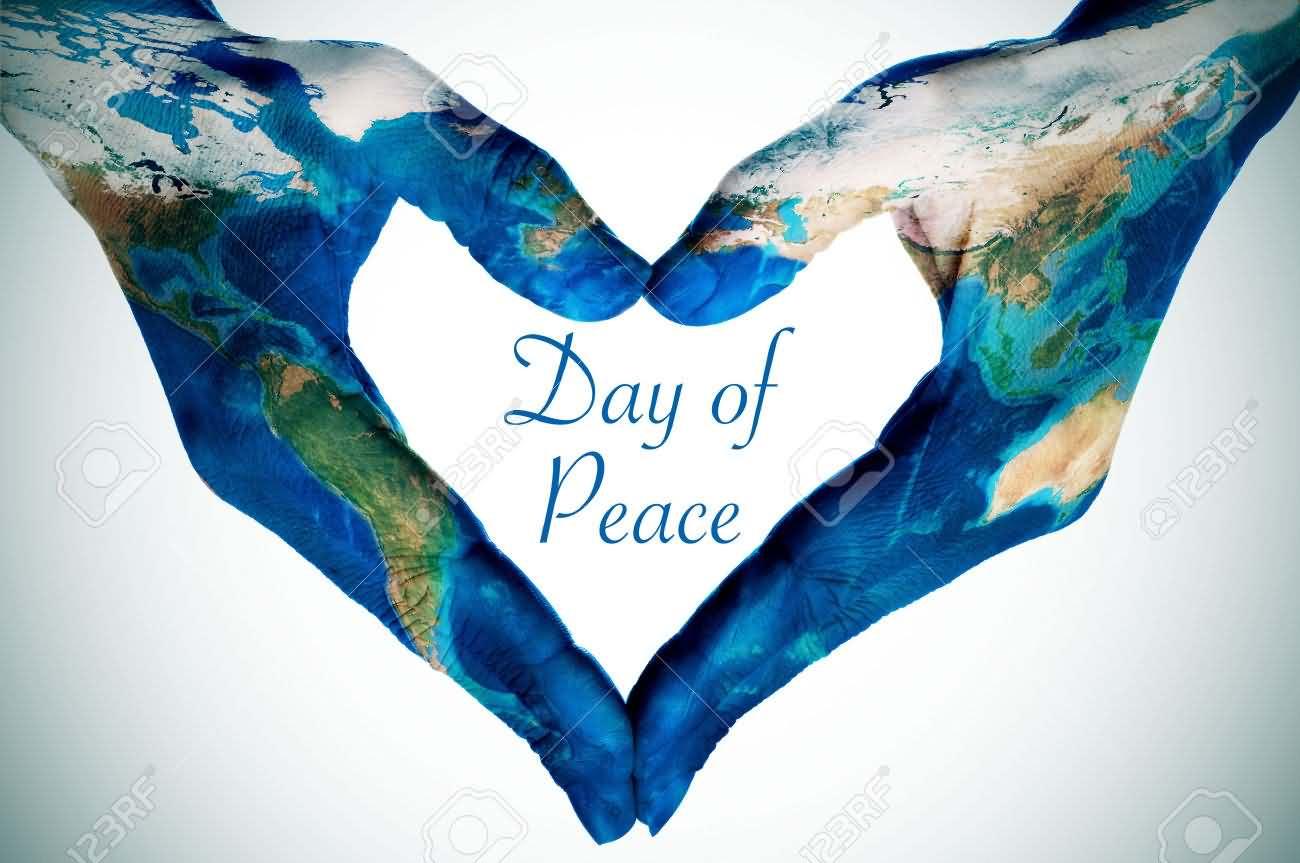 Happy World Peace Day ...