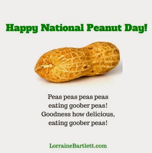 Happy National Peanut Day Poem