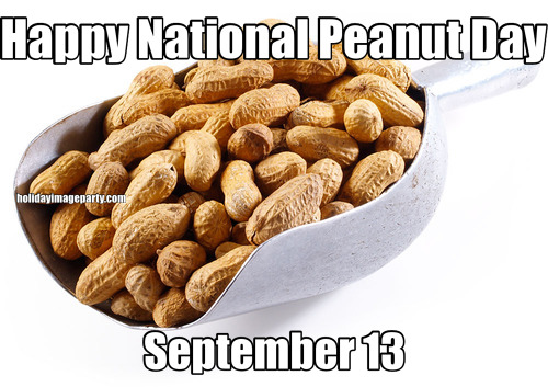 Happy National Peanut Day September 13 Nuts In Bowl