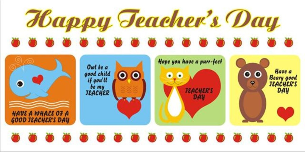 50 World Teachers Day Wishes Pictures