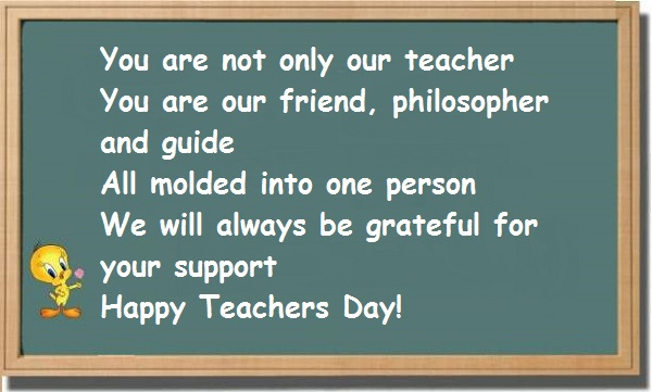 Happy teachers day wishes picture m4hsunfo