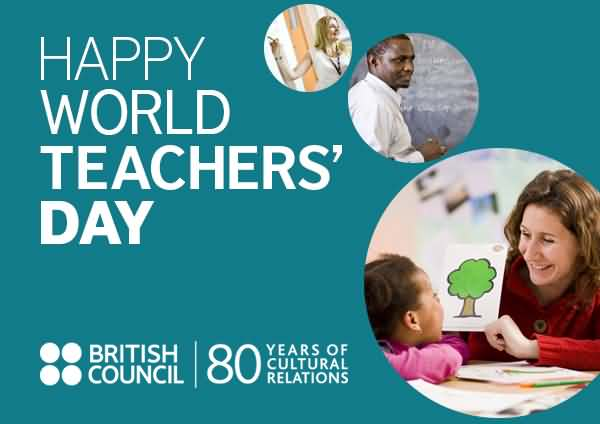 essay about the teachers world day