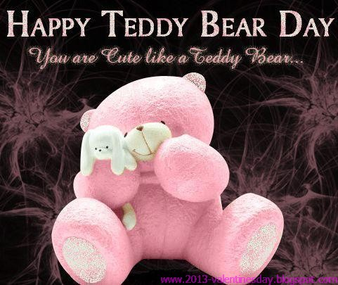 50 Best Ideas About National Teddy Bear Day 2017 Greeting Pictures