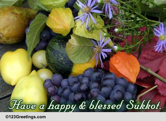 20 best ideas about sukkot wishes on askideas greeting card have a happy blessed sukkot m4hsunfo