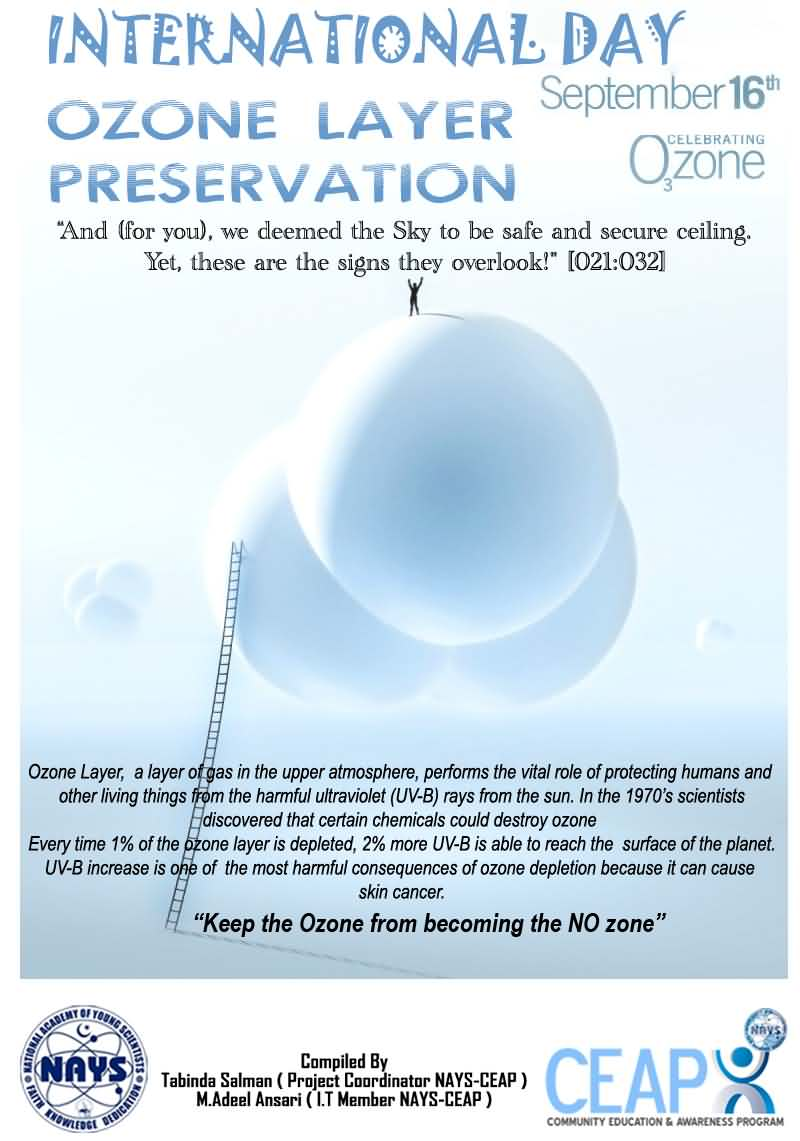 essays on ozone layer The ozone layer is a portion of earth atmosphere that contains high levels of ozone the atmosphere is divided into five layers: the troposphere, the stratosphere, the mesosphere, the.