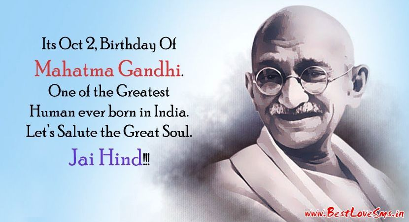 a description of mahatma gandhi a great hindu leader
