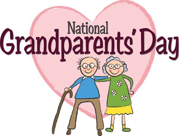 national grandparents day couple and heart in background rh askideas com grandparents day clipart png grandparents day clipart black and white
