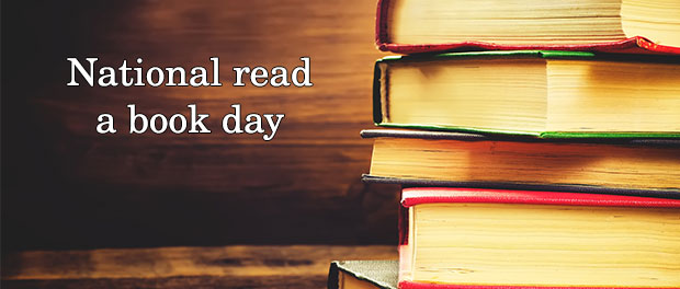 National Read A Book Day 2017 Wishes Picture
