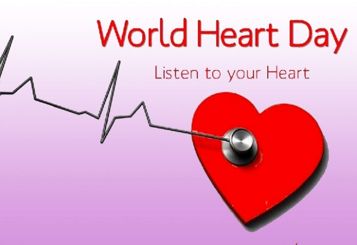 55+ Best World Heart Day 2017 Images On Askideas
