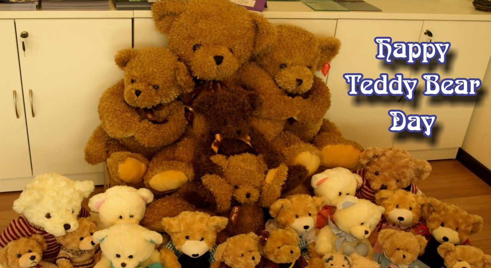 50 Best Ideas About National Teddy Bear Day 2017 Greeting Pictures On Askideas