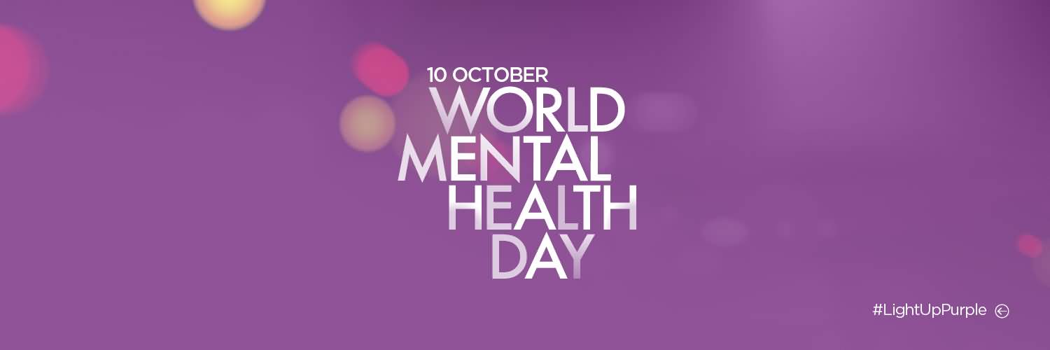 10 october world mental health day facebook cover picture