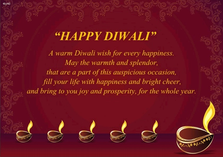 A warm diwali for every happiness m4hsunfo