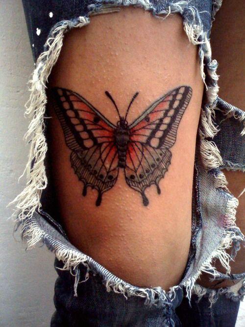 50+ Best Butterfly Tattoo Design Ideas