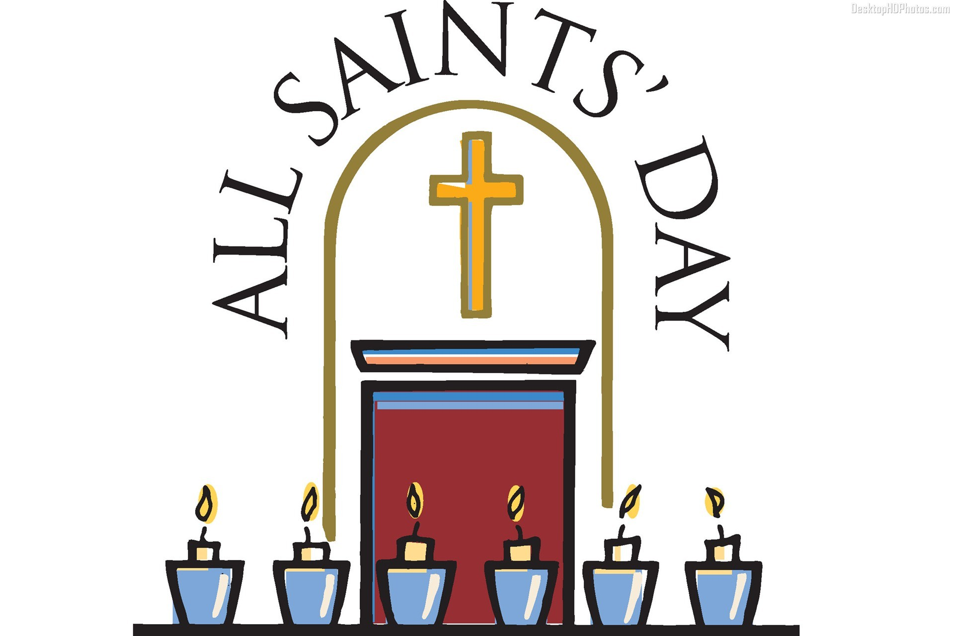 70 best all saints day 2017 greeting ideas rh askideas com all saints day clipart free all saints day clipart black and white