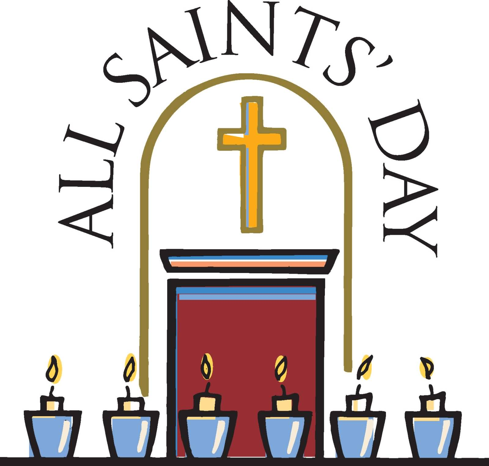 60 Most Amazing All Saints Day Greeting Pictures And Images