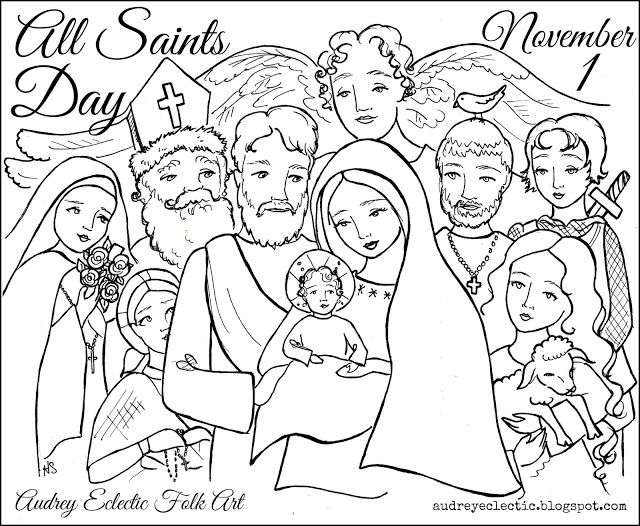 70 Best All Saints Day 2017 Greeting Ideas