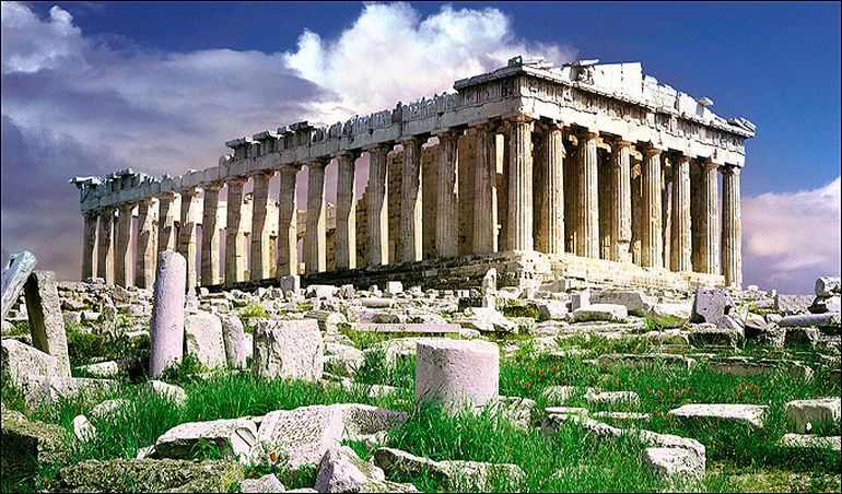 ideas of the parthenon Ideas of the parthenon the greek people of the 5th century bc created a culture  that was deeply rooted in philosophy and the arts their endless search for.