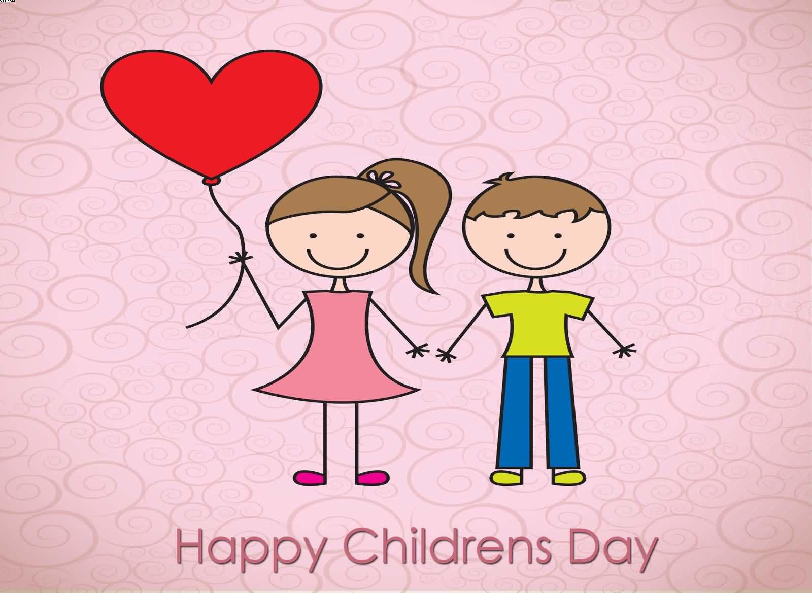 Anime Cartoon Happy Children's Day wallpaper