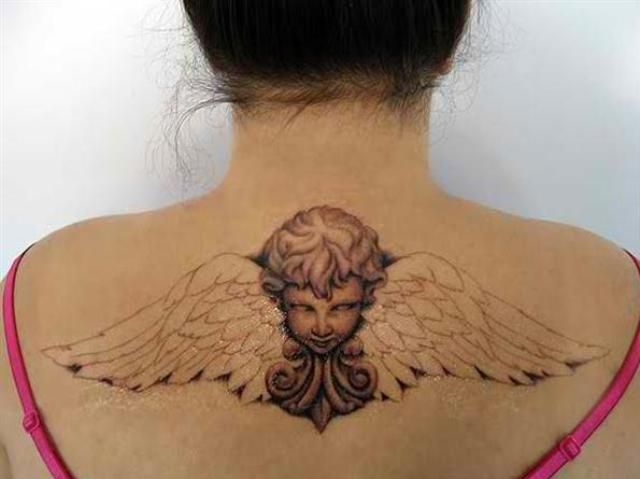 51 Most Breathtaking Angel Tattoo Designs