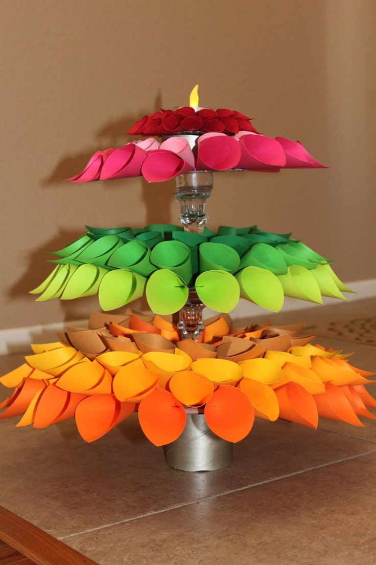 35 best diwali decoration ideas pictures for Simple diwali home decorations