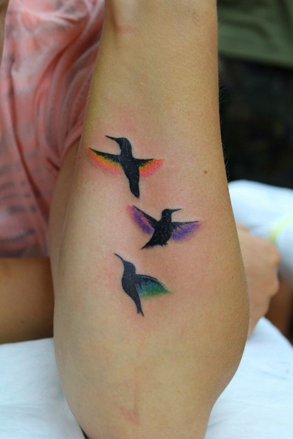 60 Most Beautiful Bird Tattoo Images With Meaning