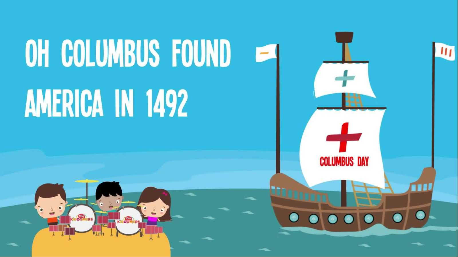the irony in the popular idea that columbus discovered america And we end up with the ultimate irony which is: neither columbus nor amerigo   as such, they mistakenly thought vespucci was the first to discover this new  land  in 1538, the famous geographer gerard mercator chose to name the  entire.