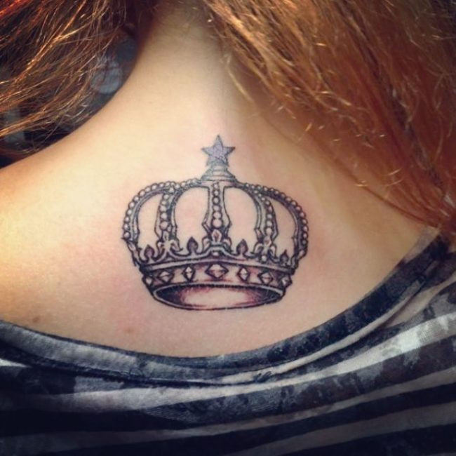 70 Most Beautiful Crown Tattoo Designs With Meaning