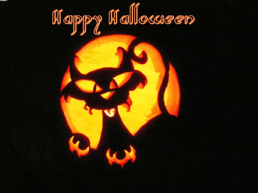 80 best halloween 2017 greeting pictures and images - Funny happy halloween wallpaper ...