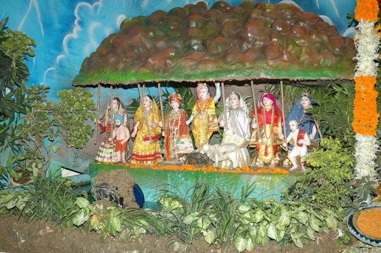 गोवर्धन पूजा की date और hd wallpaper