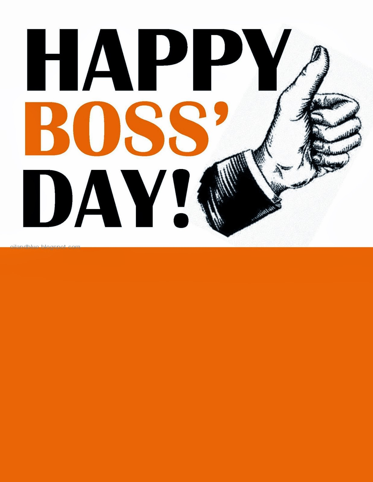 60 Most Beautiful National Boss Day 2017 Greeting Picture Ideas
