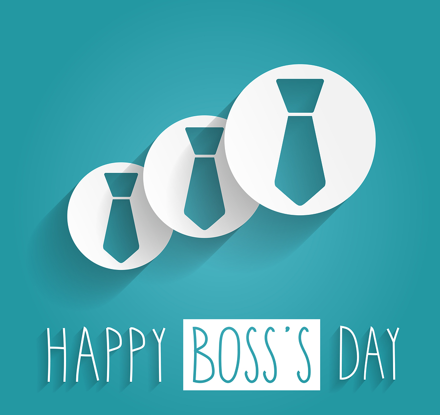 Celebrate this National Bosss Day 2016 with a personal touch! We have a wide range of personalized Bosss day gift ideas that are perfect for that special boss