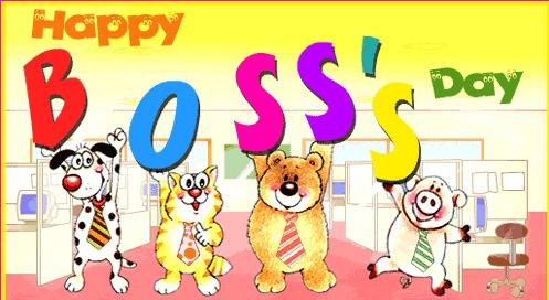 happy boss s day animals clipart rh askideas com national boss day clipart boss's day 2017 clipart