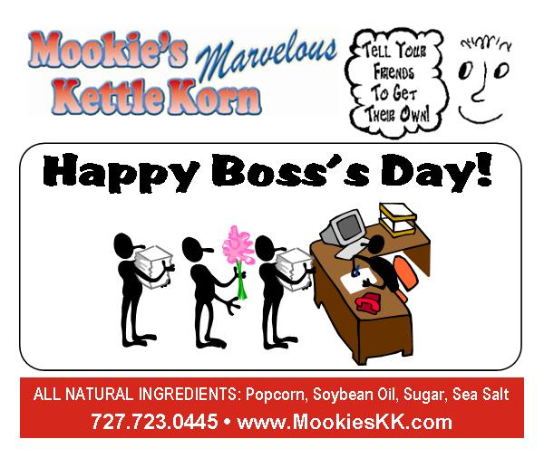 60 most beautiful national boss day 2017 greeting picture ideas rh askideas com bosses day 2017 clipart Boss's Day