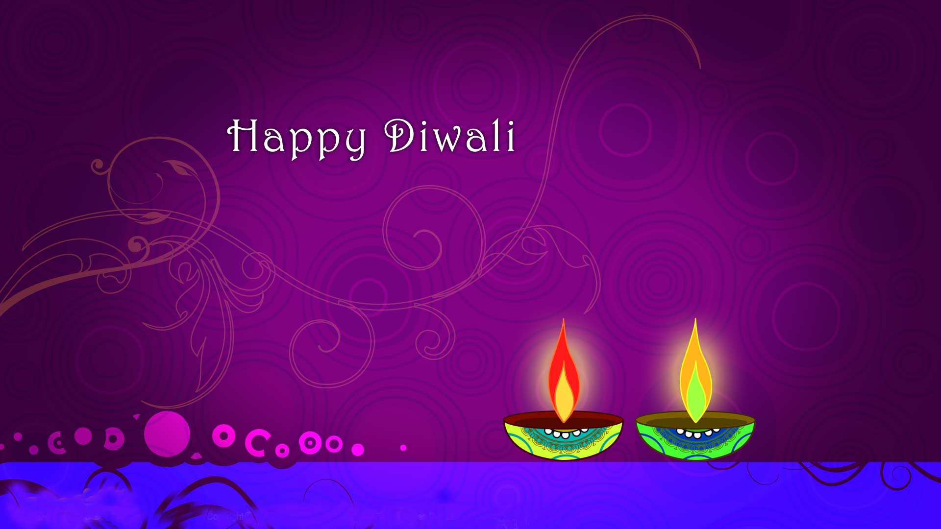 60 best diwali 2017 wishes pictures and images happy diwali colorful diyas wishes wallpaper kristyandbryce Choice Image