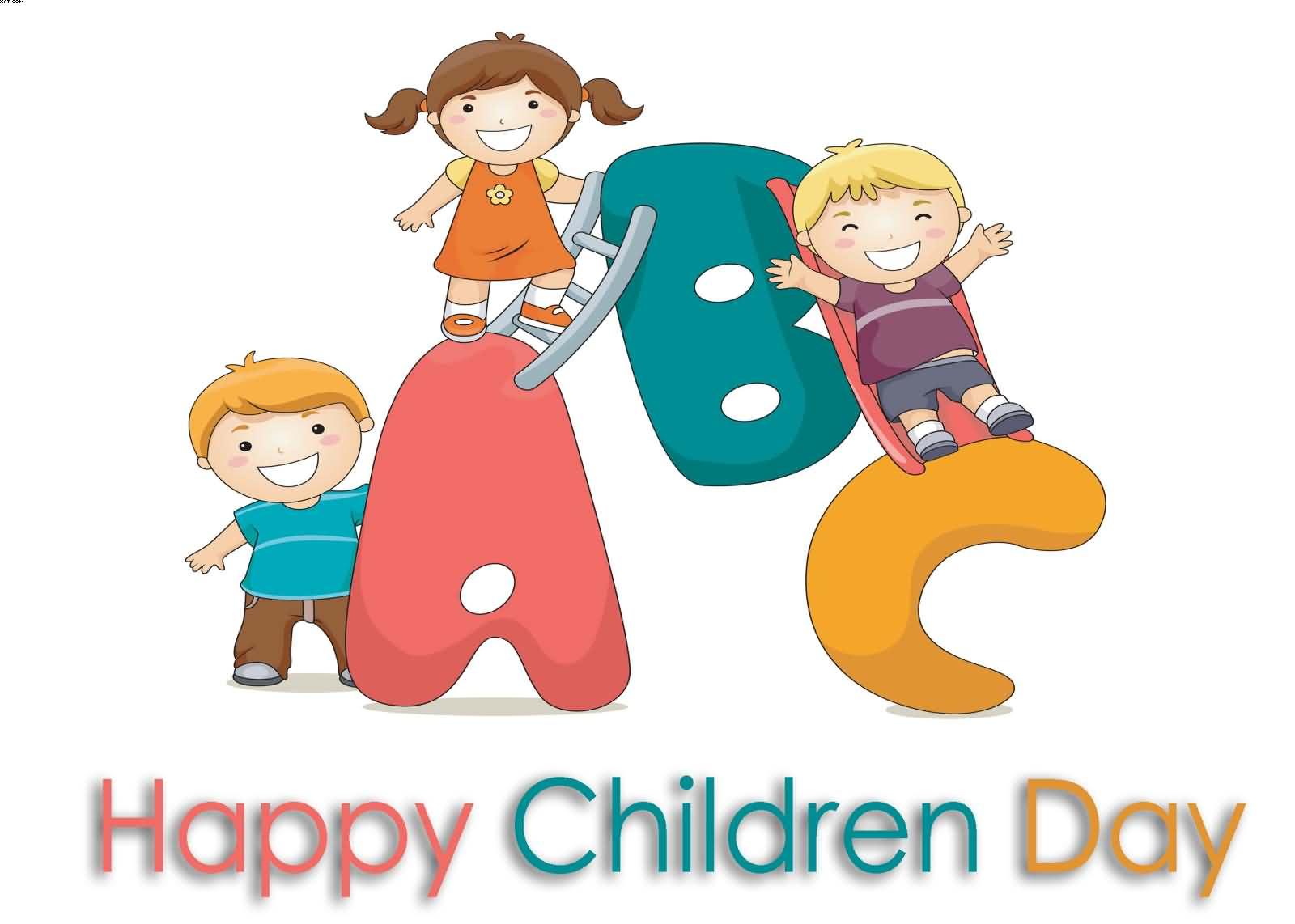 happy children wallpaper - photo #3