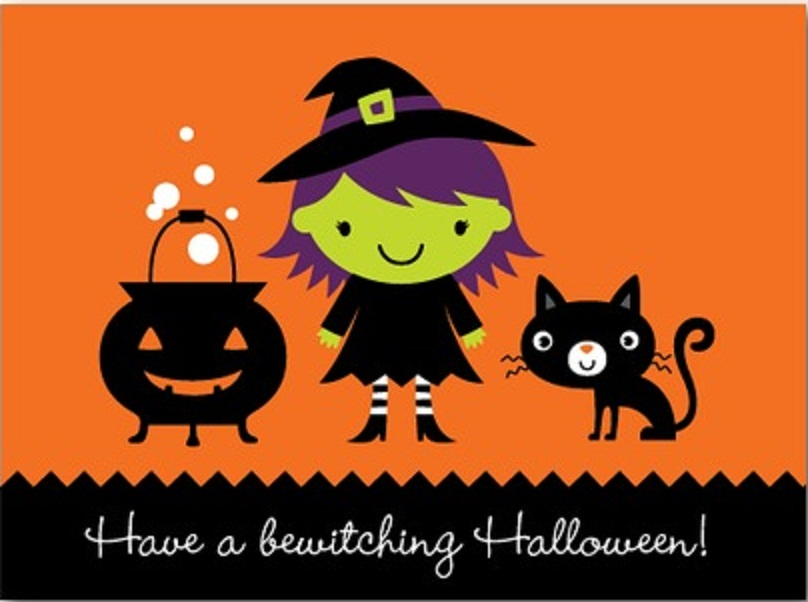 High Quality Have A Bewitching Halloween Wishes Picture