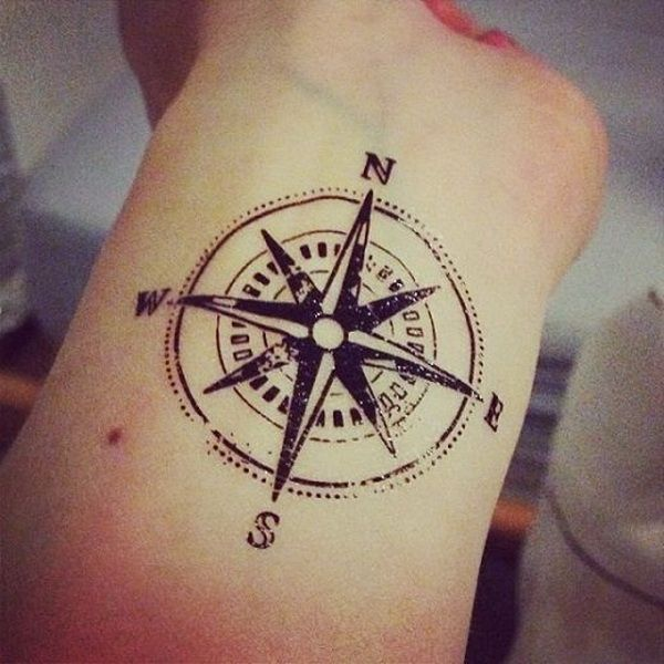 40 Most Beautiful Nautical Tattoo Designs