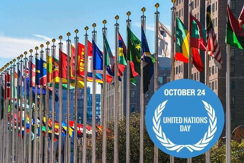 45 Happy United Nations Day Greeting Pictures And Images