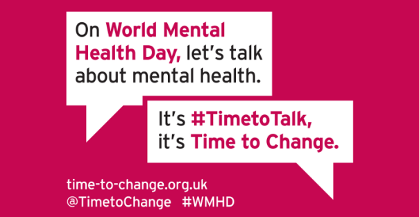 On World Mental Health Day Lets Talk About Its Time To Change