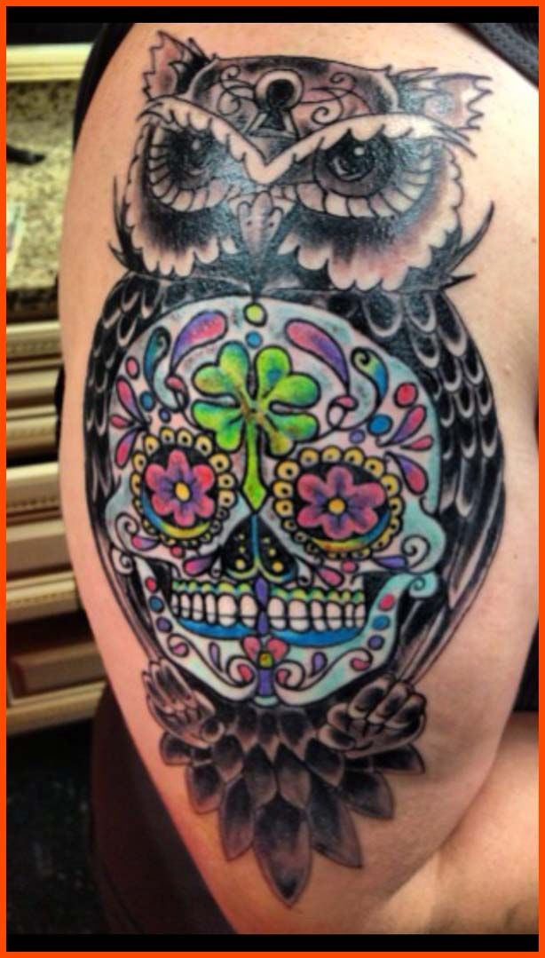 90 best skull tattoo design pictures and meaning for Skull tattoos meaning