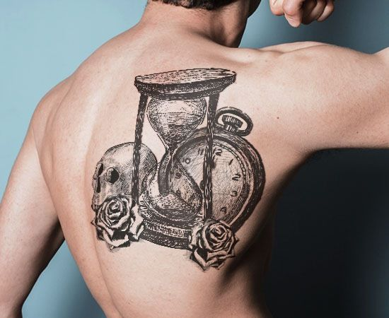 62 best hourglass tattoo design ideas with meaning