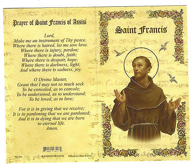 35+ Best Feast of Saint Francis Of Assisi 2017 Wishes Ideas