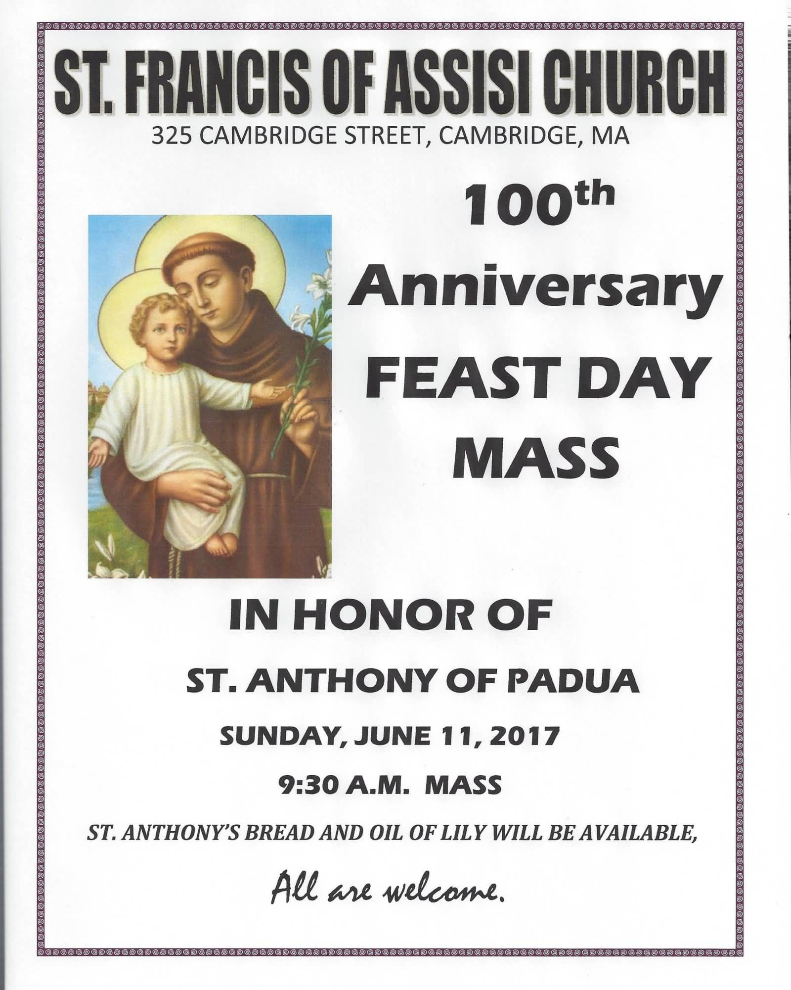 35 Best Feast Of Saint Francis Of Assisi 2017 Wishes Ideas